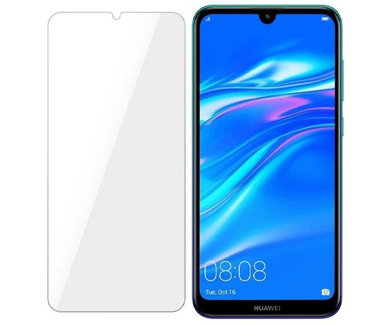 Захисне скло TOTO Hardness Tempered Glass 0.33 mm 2.5 D 9H Huawei Y5 2019 (91509)